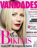 Gwyneth Paltrow on the cover of Vanidades (Argentina) - November 2013