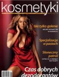 Beyoncé Knowles on the cover of Kosmetyki (Poland) - May 2010