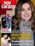 Hoy Corazon Magazine [Spain] (30 October 2010)