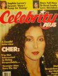 Cher on the cover of Celebrity Plus (United States) - April 1988