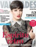 Florencia Torrente on the cover of Vanidades (Argentina) - June 2014