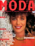 MODA Magazine [Italy] (October 1985)