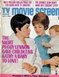 Kathy Lennon on the cover of TV and Movie Screen (United States) - July 1969