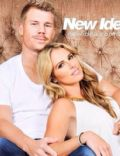 David Warner (cricketer) and Candice Falzon