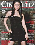 Kareena Kapoor on the cover of Cineblitz (India) - December 2011