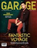 Tom Rodriguez on the cover of Garage (Philippines) - January 2014