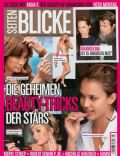 Angelina Jolie, Brad Pitt, Elle Macpherson, Jennifer Lopez, Jessica Alba, Paris Hilton on the cover of Seitenblicke (Austria) - January 2010