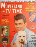 Fabian on the cover of Movieland (United States) - February 1960