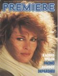 Raquel Welch on the cover of Premiere (France) - November 1977