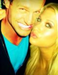 Barbie Blank and Dolph Ziggler