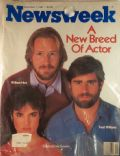 Elizabeth McGovern, Treat Williams, William Hurt on the cover of Newsweek (United States) - December 1981