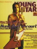 Nuno Bettencourt on the cover of Young Guitar (Japan) - November 2003