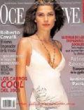 Justine Pasek on the cover of Ocean Drive En Espanol (United States) - January 2003