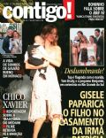 Contigo! Magazine [Brazil] (1 April 2010)