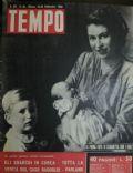 Tempo Magazine [Italy] (23 September 1950)