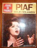Jours de France Magazine [France] (8 April 1974)