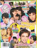 Robert Pattinson on the cover of Popstar (United States) - November 2009