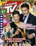 Agnieszka Sienkiewicz on the cover of Program TV (Poland) - December 2013