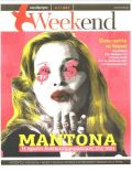 Madonna on the cover of Tachydromos (Greece) - July 2013