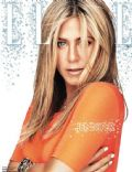 Jennifer Aniston on the cover of Elle (Sweden) - January 2012