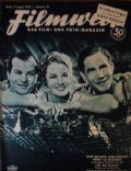Filmwelt Magazine [Germany] (9 August 1940)