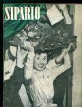 Sipario Magazine [Italy] (August 1950)