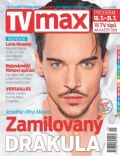 Jonathan Rhys Meyers on the cover of TV Max (Czech Republic) - July 2014
