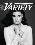 Idina Menzel on the cover of Variety (United States) - April 2014