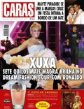 Xuxa Meneghel on the cover of Caras (Brazil) - April 2010