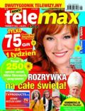 Magdalena Walach on the cover of Tele Max (Poland) - April 2014
