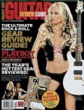 Kara Monaco on the cover of Guitar World (United States) - 2007