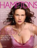 Carla Gugino on the cover of Hamptons (United States) - March 2004