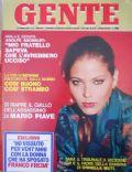 Gente Magazine [Italy] (28 February 1980)