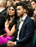 Prince Royce and Emeraude Toubia