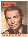 James Mason on the cover of Picturegoer (United Kingdom) - May 1952
