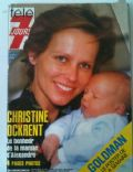 Télé 7 Jours Magazine [France] (29 March 1986)