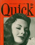 Jeanne Crain on the cover of Quick (United States) - March 1950