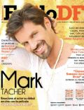 Mark Tacher on the cover of Estilo Df (Mexico) - January 2014