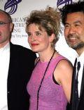 Jennifer Lien and Phil Hwang