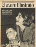 Il Lavoro Illustrato Magazine [Italy] (5 April 1953)