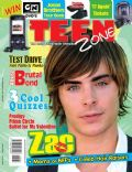 Teen Zone Magazine [New Zealand] (April 2009)