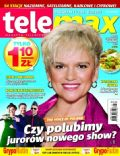 Katarzyna Figura on the cover of Tele Max (Poland) - September 2011