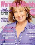 Tracy Grimshaw on the cover of Womens Weekly (Australia) - April 2013