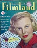 June Allyson on the cover of Filmland (United States) - May 1950