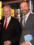 Rainer Andreesen and Victor Garber