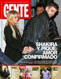 Gente Magazine [Argentina] (22 February 2011)