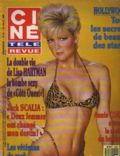 Lisa Hartman on the cover of Cine Revue (France) - July 1988