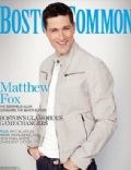 Matthew Fox on the cover of Boston Common (United States) - May 2013