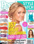 Lauren Conrad on the cover of People Style Watch (United States) - July 2010