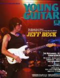 Jeff Beck on the cover of Young Guitar (Japan) - October 2003